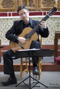 Bradford Werner, Guitar Lessons, Victoria, BC