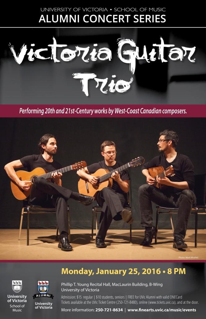 Victoria Guitar Trio 2016