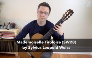 Bradford Werner Plays Weiss
