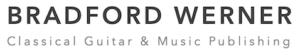 Bradford Werner - Classical Guitar
